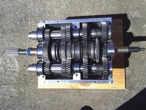 Designing a Bulletproof Manual Transmission | Gear Solutions